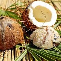 Huile de coco: régulation du cholestérol sanguin