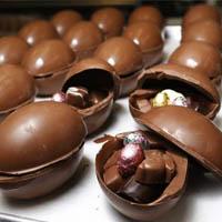 procédés de faire du chocolat
