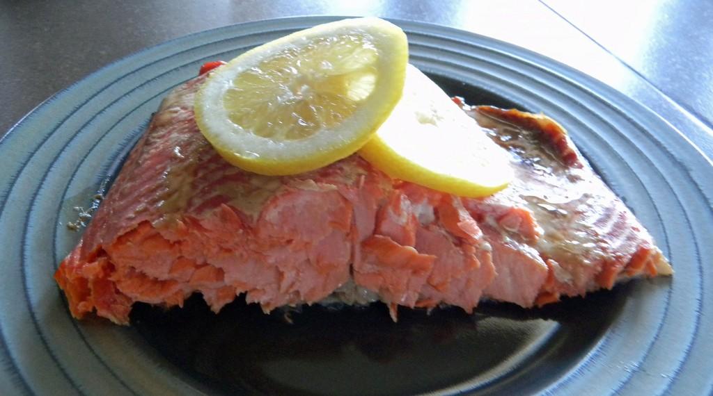 recettes de saumon