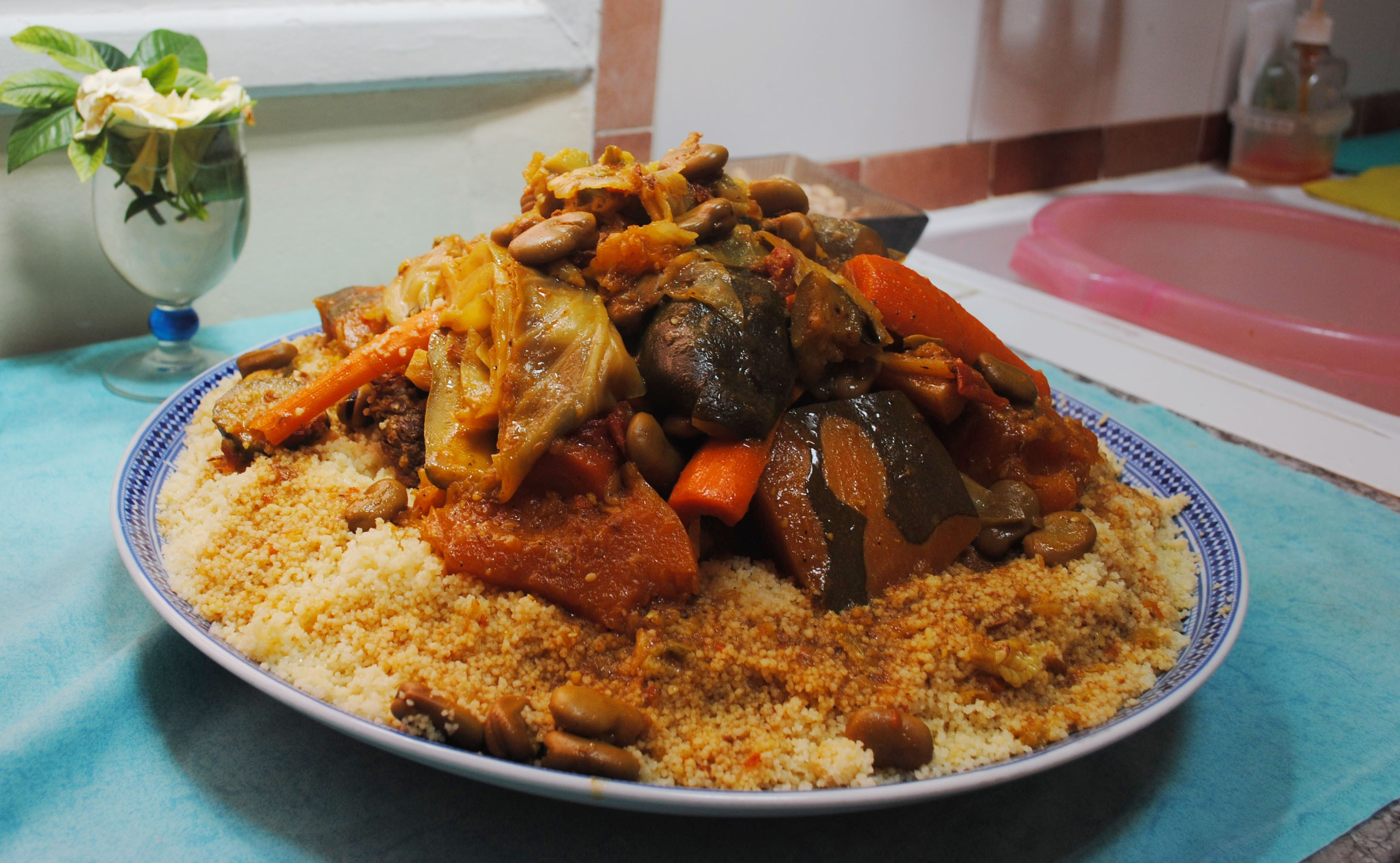 recettes et la cuisine marocaines