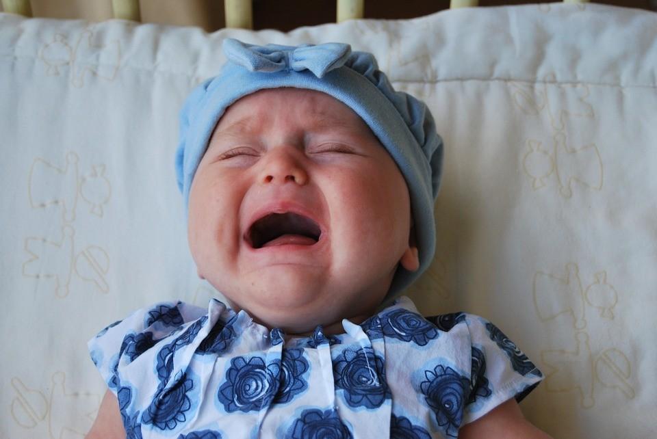 Que Faire lorsqu'un Bébé Pleure