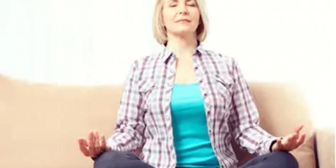 yoga de la ménopause